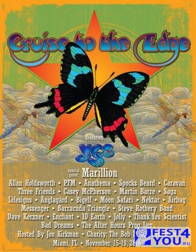 Cruise to the Edge 2015
