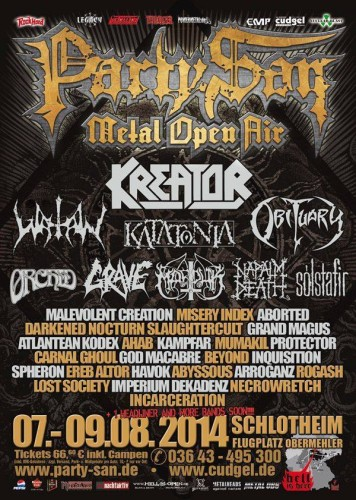 Party.San Metal Open Air