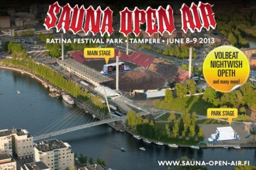 sauna open air 2014